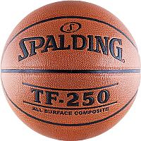 Баскетбольный мяч Spalding TF-250 / 74-537 (размер 5) -