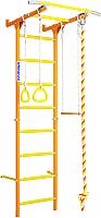 Детский спортивный комплекс Romana Карусель S1 ДСКМ-2С-8.06.Г3.490.18-13 (оранжевый) -