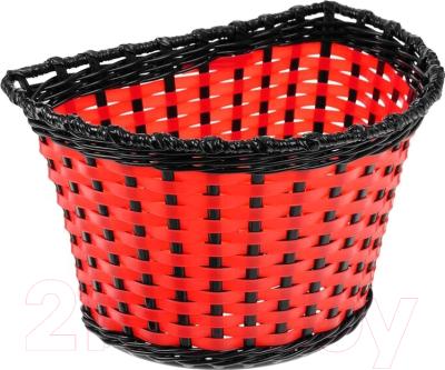 Велокорзина STG HL-BS01-2А / Х90005 (оранжевый)
