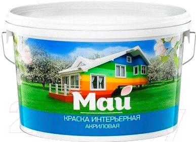 Краска Ярославские краски Май интерьерная (13кг)