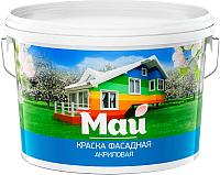 Краска Ярославские краски Май фасадная (28кг) -