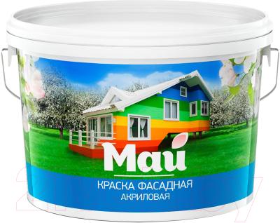 Краска Ярославские краски Май фасадная (28кг)