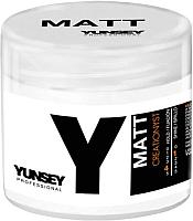 Воск для укладки волос Yunsey Professional Creationyst Matt Экстра сильная фиксация (100мл) -