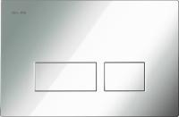 Кнопка для инсталляции AM.PM I047051 (глянцевый хром) -