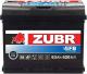 Автомобильный аккумулятор Zubr EFB R+ (63 А/ч) -