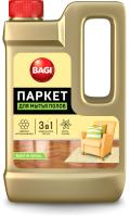 Чистящее средство для пола Bagi Паркет (550мл) -
