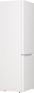 Холодильник с морозильником Gorenje NRK6201EW4