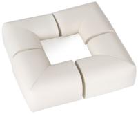 Набор накладок защитных для мебели Пома 1620 (4шт) -