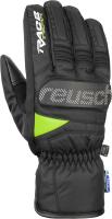 Перчатки лыжные Reusch Ski Race VC R-Tex XT / 4901257 7716 (р-р 9, Black/Neon Green) -