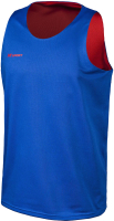 Майка баскетбольная 2K Sport Training / 130062 (XXL, синий/красный) -