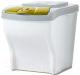 Система сортировки мусора Bama Poker (желтый) -