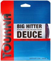 Струна для теннисной ракетки Tourna Big Hitter Deuce 1.25/12м / BH-D-17 (красный/синий) -