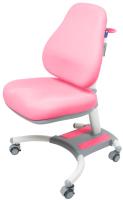 Кресло растущее Rifforma Comfort-33 (розовый, с чехлом) -