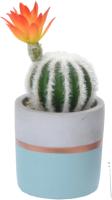 Искусственный цветок Белбогемия Кактус / 94376 -