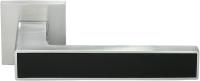 Ручка дверная Morelli Diy MH-48-S6 SC/BL -
