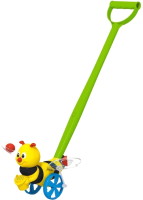 Игрушка-каталка Stellar Пчелка / 01396 -