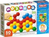 Развивающая игрушка Stellar Мозаика / 01017 -