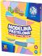 Полимерная глина Astra 304118007 (12цв, пастельный) -