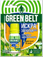 Инсектицид Green Belt Искра Золотая от тли и белокрылки (10мл) -