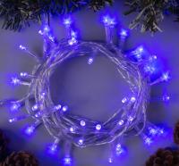 Светодиодная гирлянда Luazon Нить 3556758 (синий) -