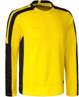 Лонгслив спортивный детский 2K Sport Swift / 121137J (YXL, желтый/черный) -