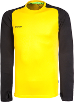 Лонгслив спортивный 2K Sport Performance / 121131 (L, желтый/черный) -