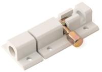 Шпингалет торцевой Apecs DB-05-50-W -