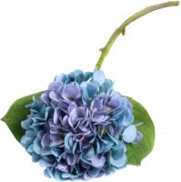 Искусственный цветок Home Line Гортензия / QH163-0017DBS -