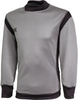 Лонгслив спортивный детский 2K Sport Vettore / 111135 (YL, серый/черный) -