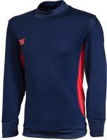 Лонгслив спортивный детский 2K Sport Vettore / 111135 (YXS, темно-синий/красный) -