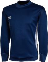 Лонгслив спортивный детский 2K Sport Vettore / 111135 (134, темно-синий/серебристый) -