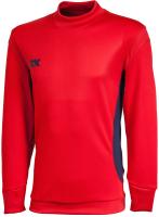 Лонгслив спортивный детский 2K Sport Vettore / 111135 (YXS, красный/темно-синий) -