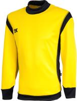 Лонгслив спортивный детский 2K Sport Vettore / 111135 (158, желтый/черный) -