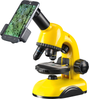 Микроскоп оптический Bresser National Geographic 40x-800x / 9039500 -