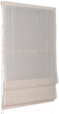 Римская штора Delfa Мини Naturel СШД-01М-104/002 (52x160, молочный)