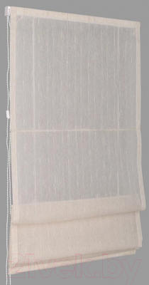 Римская штора Delfa Мини Naturel СШД-01М-104/002 (73x160, молочный)