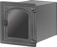 Духовой шкаф для печи Везувий ДТ-4С (антрацит) -