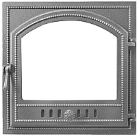 Дверца печная Везувий 205 (неокрашенная, без стекла) -