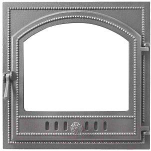 Дверца печная Везувий 205 (неокрашенная, без стекла)