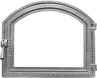 Дверца печная Везувий 217 (неокрашенная, без стекла) -