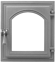 Дверца печная Везувий 220 (неокрашенная, без стекла) -
