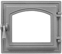 Дверца печная Везувий 260 (неокрашенная, без стекла) -