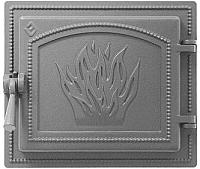 Дверца каминная Везувий 261 (неокрашенная) -