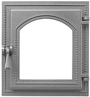Дверца печная Везувий 270 (неокрашенная, без стекла) -