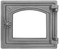 Дверца печная Везувий ДТ-3С (неокрашенная, без стекла) -
