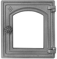 Дверца печная Везувий ДТ-4С (неокрашенная, без стекла) -
