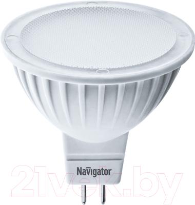Лампа Navigator NLL-MR16-7-230-3K-GU5.3