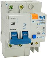 Дифференциальный автомат ETP АД-2-06А-30мА -