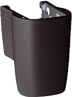 Полупьедестал Laufen Mimo 195510160001 (черный) -
