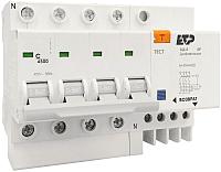 Дифференциальный автомат ETP АД-4-16А-30мА 4п -